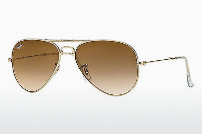 Gafas de visión Ray-Ban AVIATOR FOLDING (RB3479 001/51) - Oro