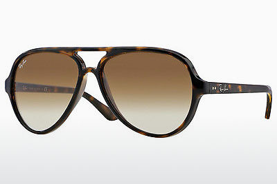 Gafas de visión Ray-Ban CATS 5000 (RB4125 710/51) - Marrones, Havanna