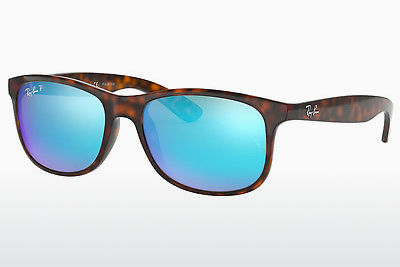 Gafas de visión Ray-Ban ANDY (RB4202 710/9R) - Marrones, Havanna