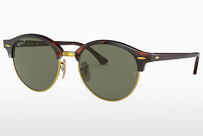 Gafas de visión Ray-Ban CLUBROUND (RB4246 990/58) - Marrones, Havanna