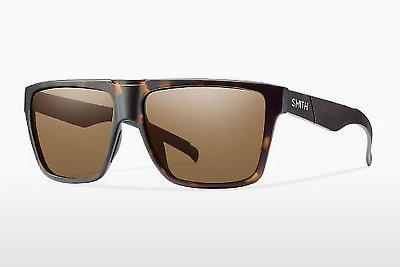 Gafas de visión Smith EDGEWOOD/N H4H/UD - Marrones, Havanna