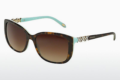 Gafas de visión Tiffany TF4090B 81343B - Marrones, Havanna