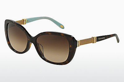 Gafas de visión Tiffany TF4106B 80153B - Marrones, Havanna