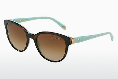Gafas de visión Tiffany TF4109 81343B - Marrones, Havanna