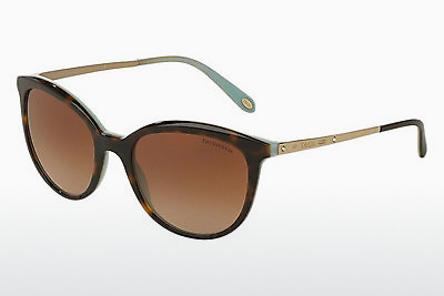 Gafas de visión Tiffany TF4117B 81343B - Marrones, Havanna