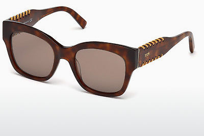Gafas de visión Tod's TO0193 53E - Havanna, Yellow, Blond, Brown