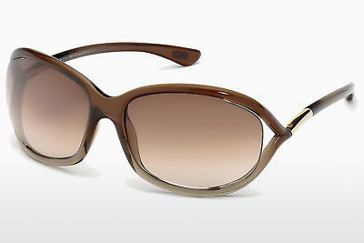 Gafas de visión Tom Ford Jennifer (FT0008 38F) - Marrones