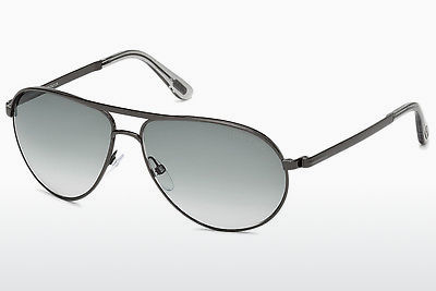 Gafas de visión Tom Ford Marko (FT0144 08B) - Grises, Shiny