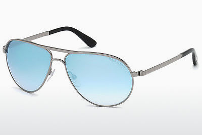 Gafas de visión Tom Ford Marko (FT0144 14X) - Grises, Shiny, Bright