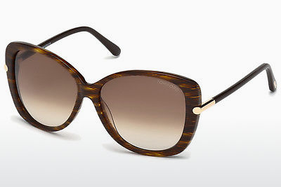 Gafas de visión Tom Ford Linda (FT0324 50F) - Marrones, Dark
