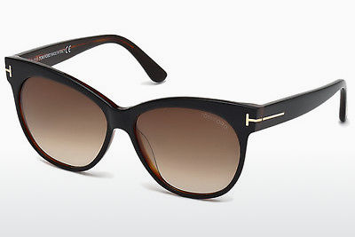 Gafas de visión Tom Ford Saskia (FT0330 03B) - Negras, Transparent