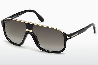Gafas de visión Tom Ford Eliott (FT0335 01P) - Negras, Shiny