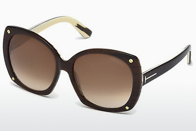 Gafas de visión Tom Ford Gabriella (FT0362 50F) - Marrones, Dark