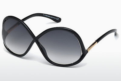 Gafas de visión Tom Ford Ivanna (FT0372 01B) - Negras, Shiny