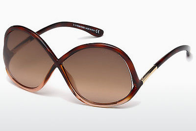 Gafas de visión Tom Ford Ivanna (FT0372 52F) - Marrones, Dark, Havana