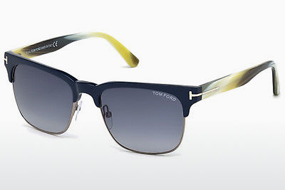 Gafas de visión Tom Ford Louis (FT0386 89W) - Azules, Turquoise