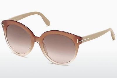 Gafas de visión Tom Ford Monica (FT0429 74F) - Rosas, Rosa