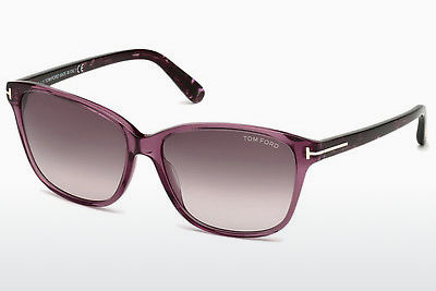 Gafas de visión Tom Ford Dana (FT0432 71T) - Borgoña, Bordeaux