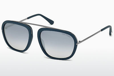 Gafas de visión Tom Ford Johnson (FT0453 88C) - Azules, Turquoise, Matt