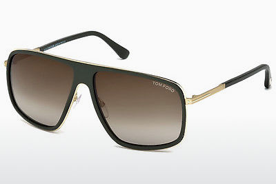 Gafas de visión Tom Ford FT0463 98K - Verdes, Dark