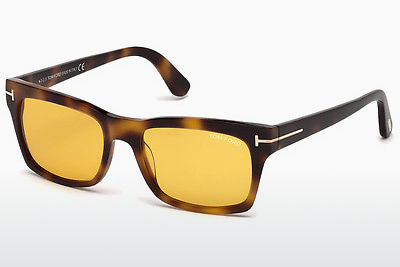 Gafas de visión Tom Ford Frederik (FT0494 52E) - Marrones, Dark, Havana