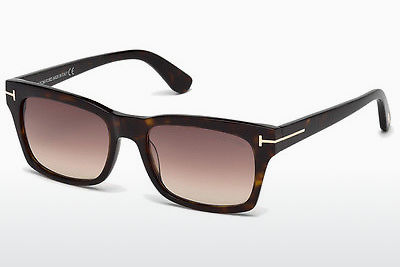 Gafas de visión Tom Ford Frederik (FT0494 52F) - Marrones, Dark, Havana