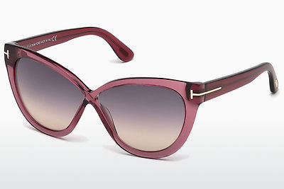 Gafas de visión Tom Ford Arabella (FT0511 69B) - Borgoña, Shiny