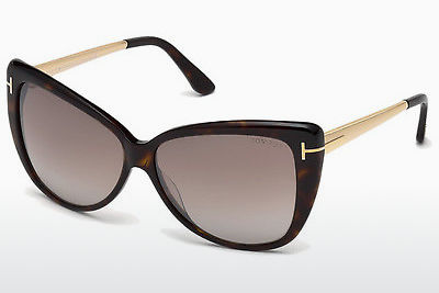 Gafas de visión Tom Ford Reveka (FT0512 52G) - Marrones, Dark, Havana