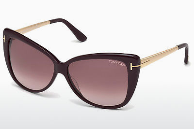 Gafas de visión Tom Ford Reveka (FT0512 81Z) - Púrpuras, Shiny