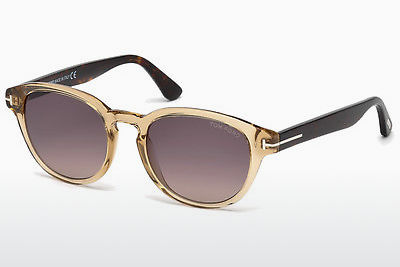 Gafas de visión Tom Ford Von Bulow (FT0521 39B) - Amarillas, Shiny