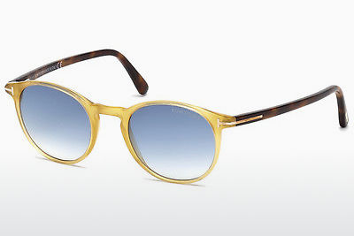 Gafas de visión Tom Ford Andrea (FT0539 41W) - Amarillas