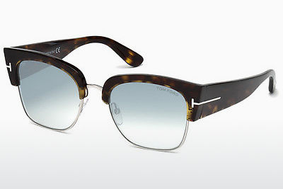 Gafas de visión Tom Ford Dakota (FT0554 52X) - Marrones, Dark, Havana