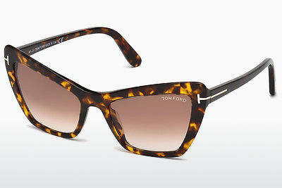 Gafas de visión Tom Ford Valesca (FT0555 52F) - Marrones, Dark, Havana