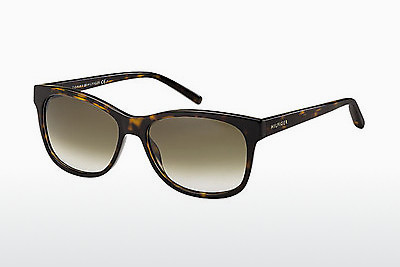 Gafas de visión Tommy Hilfiger TH 1985 086/DB - Marrones, Havanna