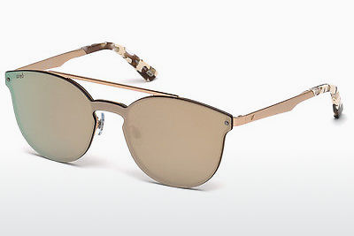 Gafas de visión Web Eyewear WE0190 34G - Bronce, Bright, Shiny