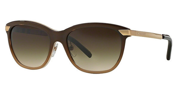 Burberry BE4169Q 342613 BROWN GRADIENTBROWN GRADIENT BEIGE