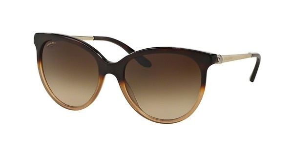 Bvlgari BV8161B 536213 BROWN GRADIENTBROWN HAVANA GRADIENT