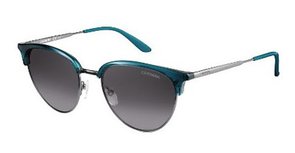Carrera CARRERA 117/S RI6/IC GREY MS SLVDKRT TEAL