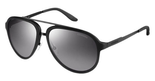 Carrera CARRERA 96/S GUY/IC GREY MS SLVBLACK SHMT (GREY MS SLV)