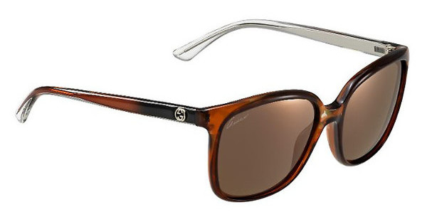 Gucci GG 3696/S H67/LC BROWN GOLD ARORGRNHVCR (BROWN GOLD AR)