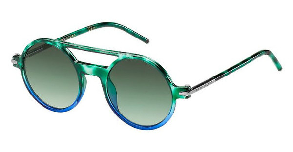 Marc Jacobs MARC 45/S TND/J7 GREY SF GREENHVNGRNNBLU