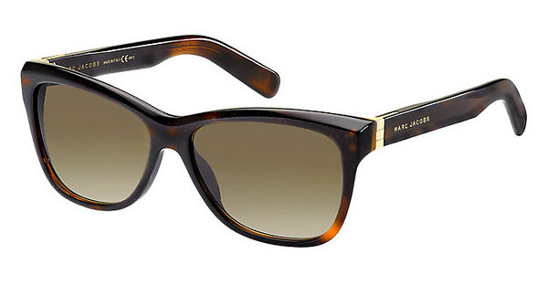 Marc Jacobs MJ 531/S I85/CC BROWN SFDKHVN GLT (BROWN SF)