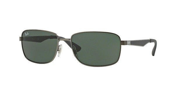 Ray-Ban RB3529 029/71 DARK GREENMATTE GUNMETAL