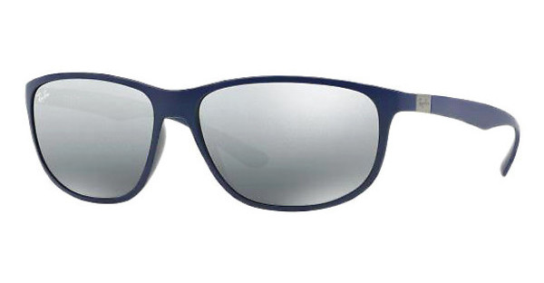 Ray-Ban RB4213 616188 grey mirror silver