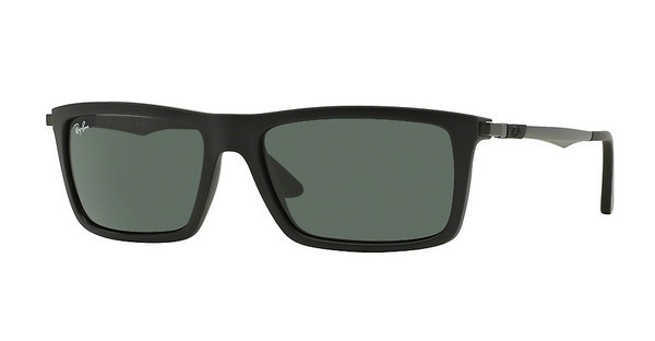 Ray-Ban RB4214 601S71 GREENMATTE BLACK