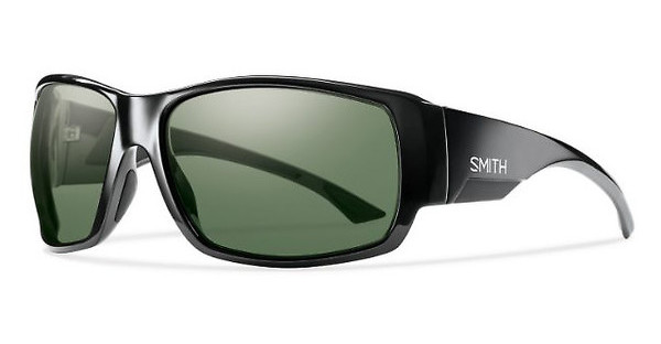 Smith DOCKSIDE/N D28/PZ GREY GREEN LZSHN BLACK