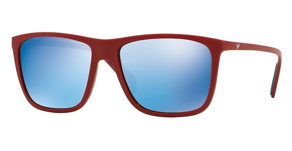 Vogue VO2913S 225155 BLUE MIRROR BLUEMATTE RED